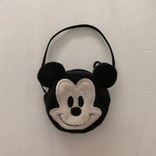 ディズニー(Disney)のディズニーストア プラッシュ用 ポシェット(ぬいぐるみ)