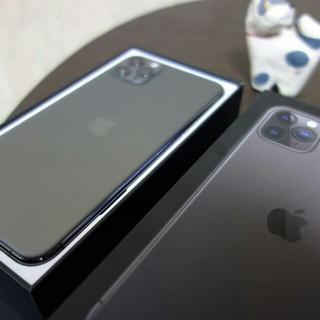 Apple - 【本体】iPhone11 pro MAX 256G スペースグレイ