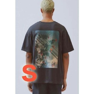 FEAR OF GOD - Essentials Boxy Photo Series Tシャツ 黒 S