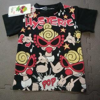 HYSTERIC MINI - 新品 ヒスミニ Tシャツ 黒