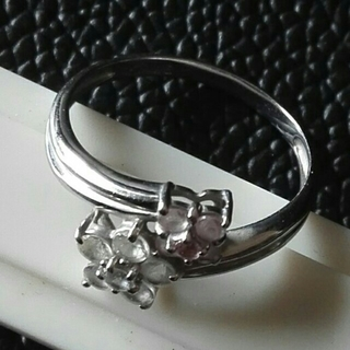 JEWELRY TSUTSUMI - K14 フラワー指輪