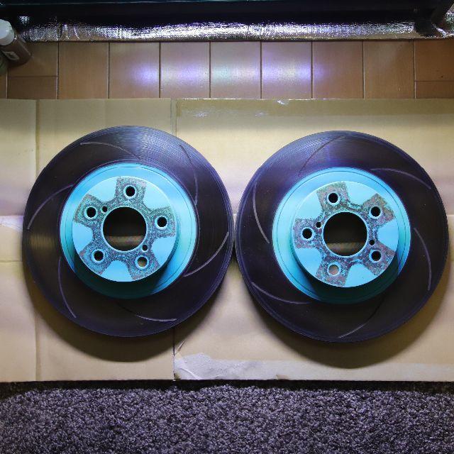 スバル(スバル)のProject μ SCR ピュアプラス6 フロント 自動車/バイクの自動車(ホイール)の商品写真
