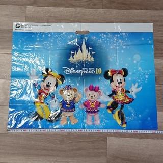ディズニー(Disney)の香港ディズニーランド ショップ袋 特大サイズ 約82×62センチ(ショップ袋)