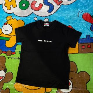 mikihouse - ミキハウス Tシャツ 100cm  黒