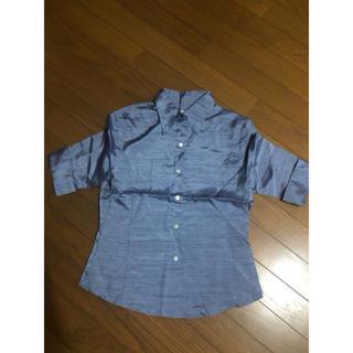 アバハウスドゥヴィネット(Abahouse Devinette)のアバハウス シャツ半袖 S〜M(シャツ/ブラウス(半袖/袖なし))