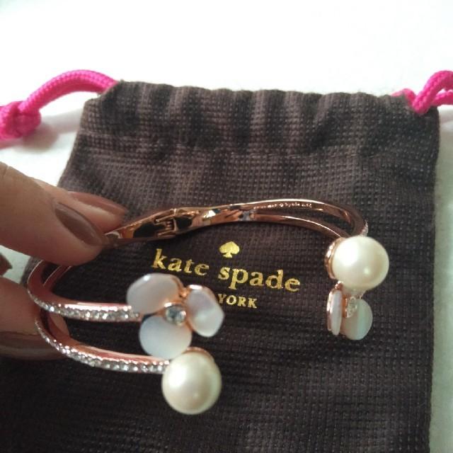 kate spade new york(ケイトスペードニューヨーク)のケイトスペードバングル レディースのアクセサリー(ブレスレット/バングル)の商品写真