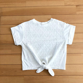 GU - ジーユー Tシャツ カットソー キッズ