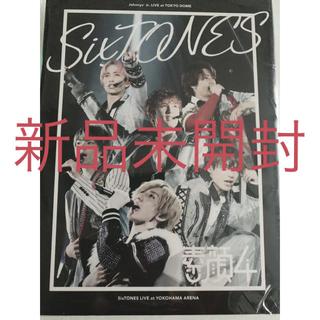 Johnny's - SixTONES 素顔4 SixTONES盤