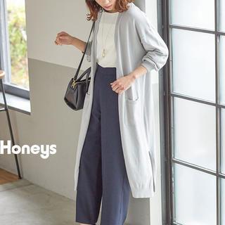ハニーズ(HONEYS)の♡最終値下げ♡ Honeys ロングカーデ(カーディガン)