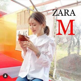 ザラ(ZARA)のZARA(シャツ/ブラウス(長袖/七分))