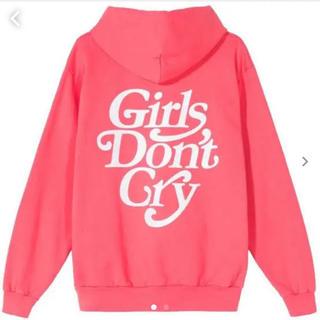 GDC - 超美品 Girls Don't Cry パーカー 1度着用のみ サイズM