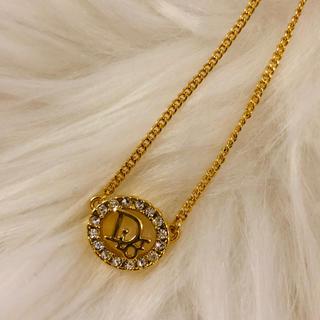 クリスチャンディオール(Christian Dior)のタイムセール✨極美品‼️クリスチャンディオール ✨ ヴィンテージ ネックレス(ネックレス)