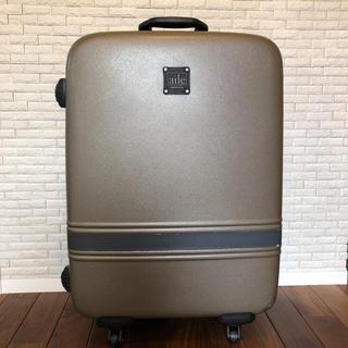 マルエム MARUEM 国産キャリーバッグ 鍵2個付き(トラベルバッグ/スーツケース)
