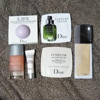 ディオール(Dior)のディオール★サンプルセット(サンプル/トライアルキット)
