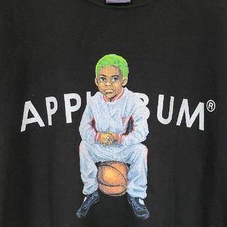アップルバム(APPLEBUM)の【激レア】APPLEBUM Tシャツ 美品(Tシャツ/カットソー(半袖/袖なし))