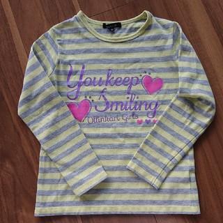 オリンカリ(OLLINKARI)の長袖カットソー120センチ‼️(Tシャツ/カットソー)