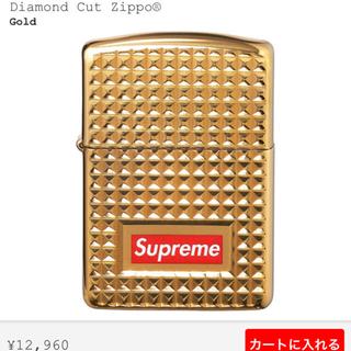 シュプリーム(Supreme)の【激安】 supreme zippo(タバコグッズ)