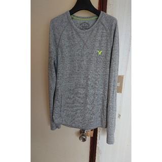アメリカンイーグル(American Eagle)のロングTシャツ(Tシャツ/カットソー(七分/長袖))