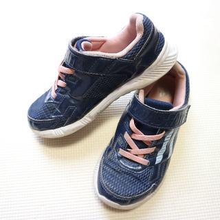 アディダス(adidas)のアディダス18.5cm女の子 軽量スニーカー/adidas(スニーカー)