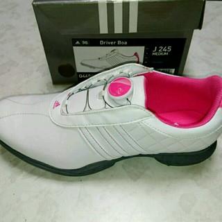 アディダス(adidas)の(定価14000円)ゴルフシューズ (その他)