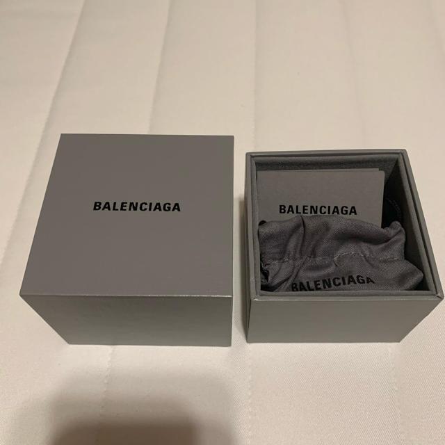 Balenciaga(バレンシアガ)のUOMO掲載 バレンシアガ シグネットリング シグネイチャー 指輪 メンズのアクセサリー(リング(指輪))の商品写真