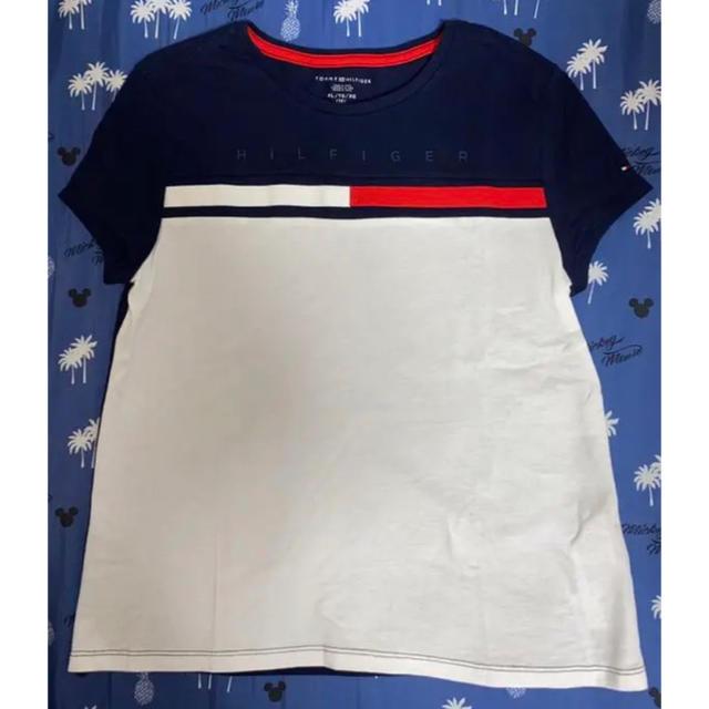 TOMMY HILFIGER(トミーヒルフィガー)のT シャツ キッズ/ベビー/マタニティのキッズ服女の子用(90cm~)(ブラウス)の商品写真