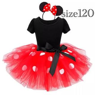 ディズニー(Disney)のミニー ドレス ワンピース ディズニー 誕生日(ワンピース)