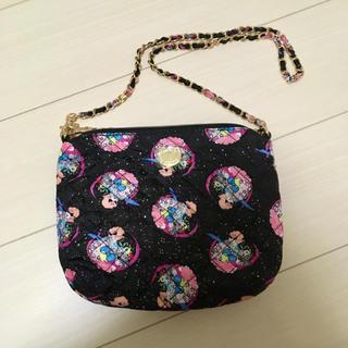 TSUMORI CHISATO - ツモリチサト コスモガール キルティングバッグ