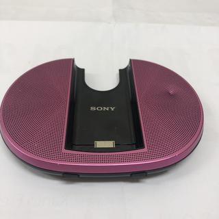 ソニー(SONY)のSONY ウォークマンスピーカー SRS-NWGT014S(ポータブルプレーヤー)