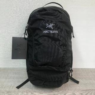 アークテリクス(ARC'TERYX)のARC'TERYX◆ マンティス26 リュック・バックパック ブラック(バッグパック/リュック)