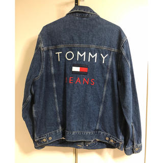 TOMMY HILFIGER - トミージーンズ デニムジャケット
