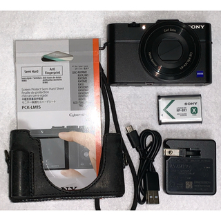 SONY - DSC-RX100M2