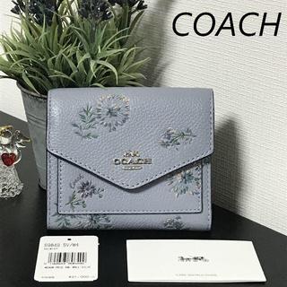 COACH - 新作☆限定品☆コーチ 折り財布 スモールウォレット
