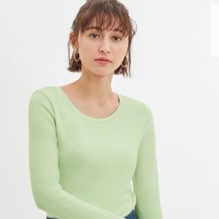 ジーユー(GU)のGU クルーネックT(Tシャツ(長袖/七分))