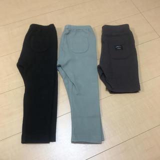 UNIQLO - パンツ 3枚セット