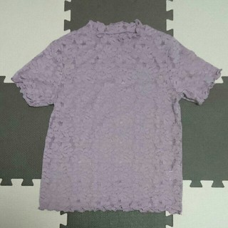 ジーユー(GU)のGU ジーユー  すけ感 半袖カットソー(シャツ/ブラウス(半袖/袖なし))