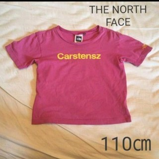 THE NORTH FACE - THE NORTH FACE(ザ・ノース・フェイス)Tシャツ(110㎝)