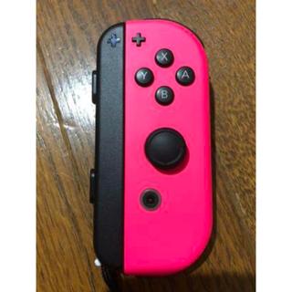ニンテンドースイッチ(Nintendo Switch)の純正品 Joy-Con ネオンピンク 未使用品 ニンテンドースイッチ(その他)