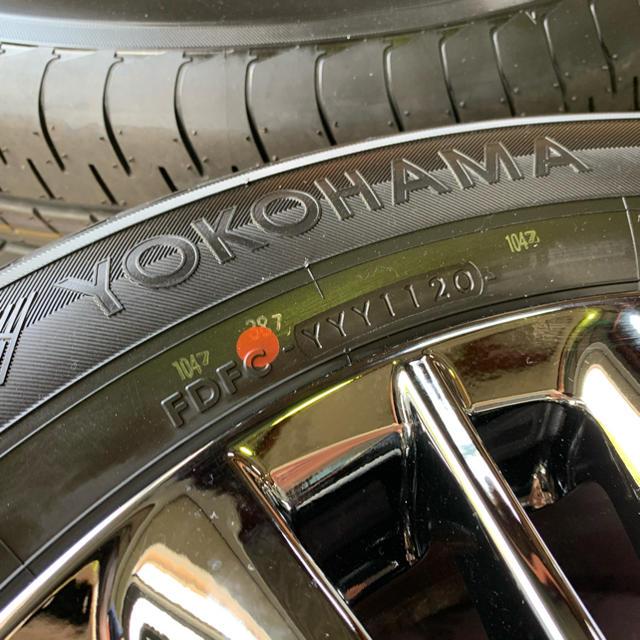 トヨタ(トヨタ)のアルファード・ヴェルファイア30系後期 エグゼクティブラウンジホイール 自動車/バイクの自動車(タイヤ・ホイールセット)の商品写真