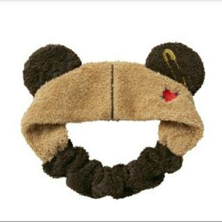 AAA - 新品 Hearty Bear ヘアバンド