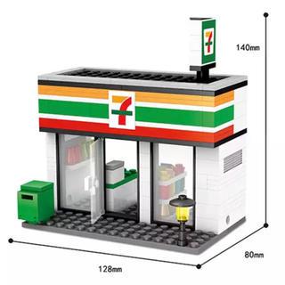 レゴ LEGO 互換 お店屋さん コンビニ