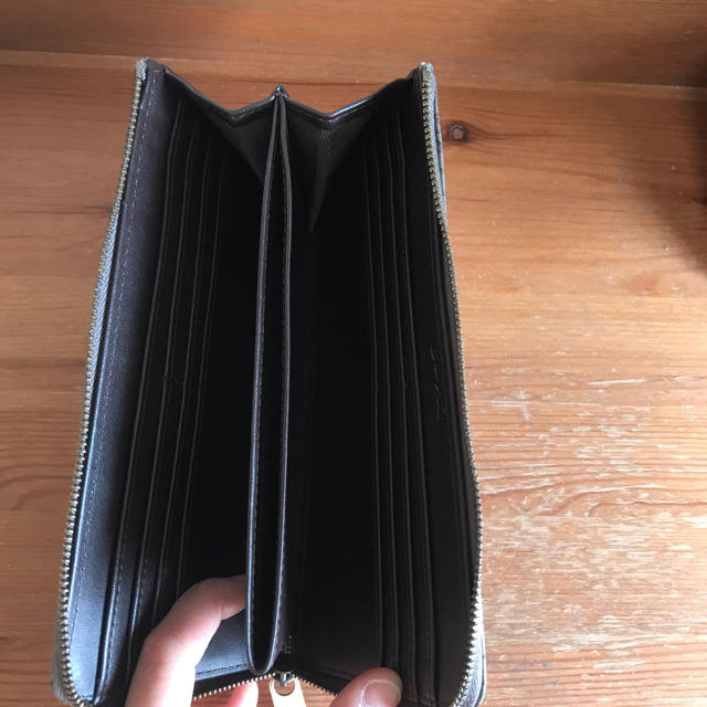 Ungrid(アングリッド)のアングリッド 長財布 レディースのファッション小物(財布)の商品写真