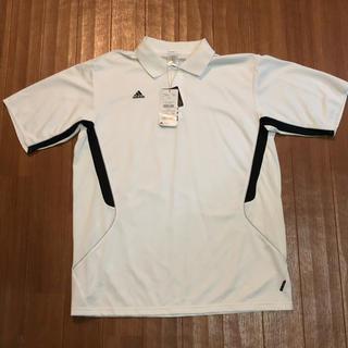 アディダス(adidas)の【新品タグ付】 アディダス  ポロシャツ(ポロシャツ)