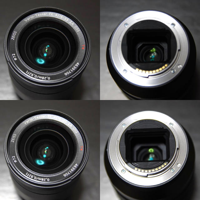 SONY(ソニー)の【☆美品☆】SONY FE 16-35mm F4 ZA OSS SEL1635Z スマホ/家電/カメラのカメラ(レンズ(ズーム))の商品写真