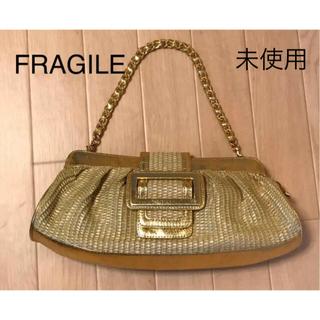 FRAGILE - FRAGILE ハンドバッグ 夏素材