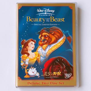 美女と野獣 - 美女と野獣 DVD スペシャルエディション 美品! ディズニー Disney