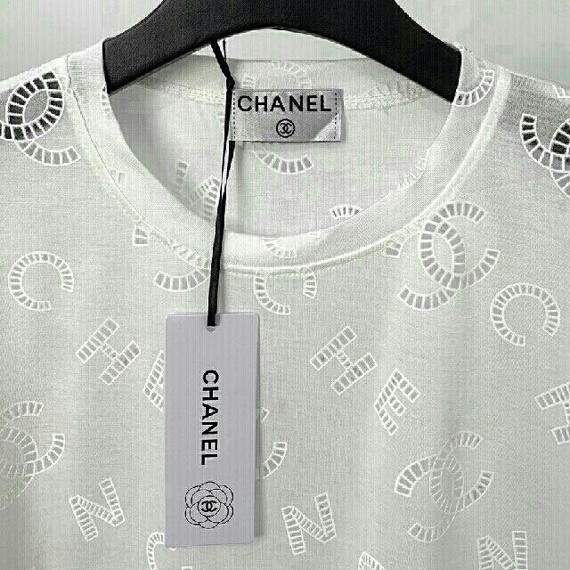 CHANEL(シャネル)のまぁこ 専用 レディース半袖Tシャツ レディースのトップス(Tシャツ(半袖/袖なし))の商品写真