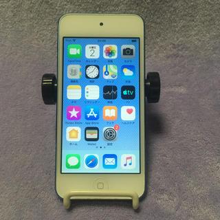 アイポッドタッチ(iPod touch)のiPod touch 第6世代ブルー1(16GB)送料無料(ポータブルプレーヤー)