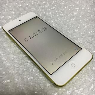 アイポッドタッチ(iPod touch)のiPod touch 16GB(ポータブルプレーヤー)