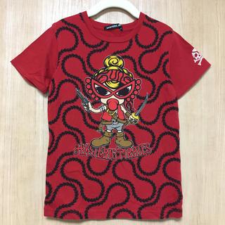 HYSTERIC MINI - ヒステリックミニ ヒスミニ Tシャツ パイレーツ 赤 120サイズ